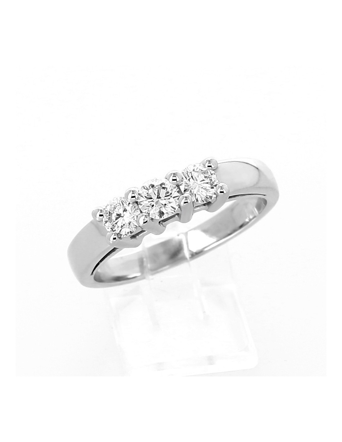 Bague diamant 3 ct