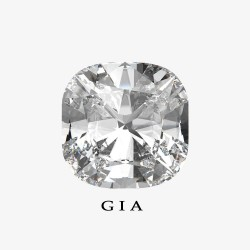 Diamant Coussin 0,70 ct E - SI1