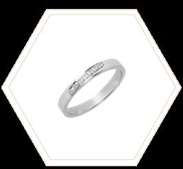 alliance pour cérémonie mariage