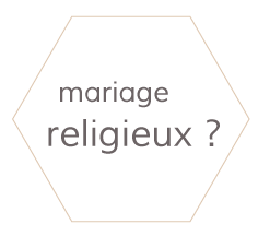 Mariage traditionnel religieux ?