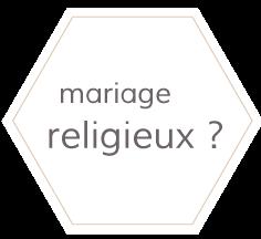 mariage et bijoux par religion