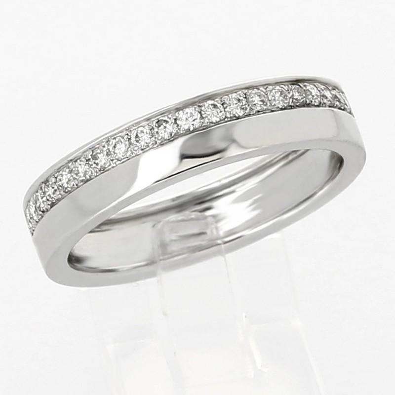 Alliance Femme Or Et Diamants Olivia