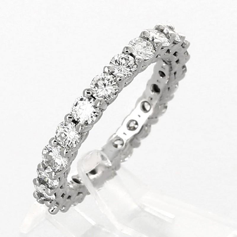 Alliance Femme Or Et Diamants Louise