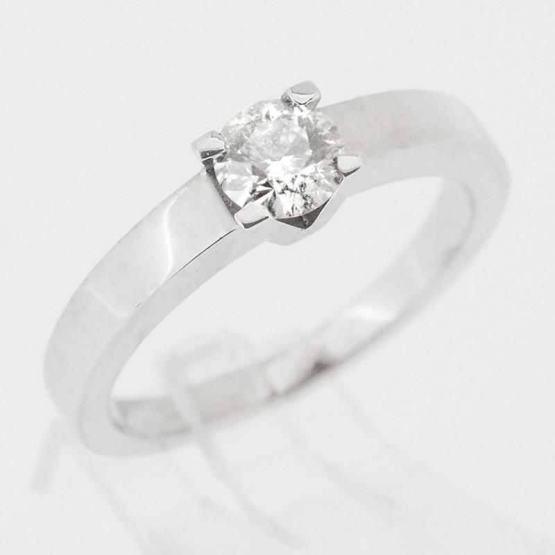 bague diamant v