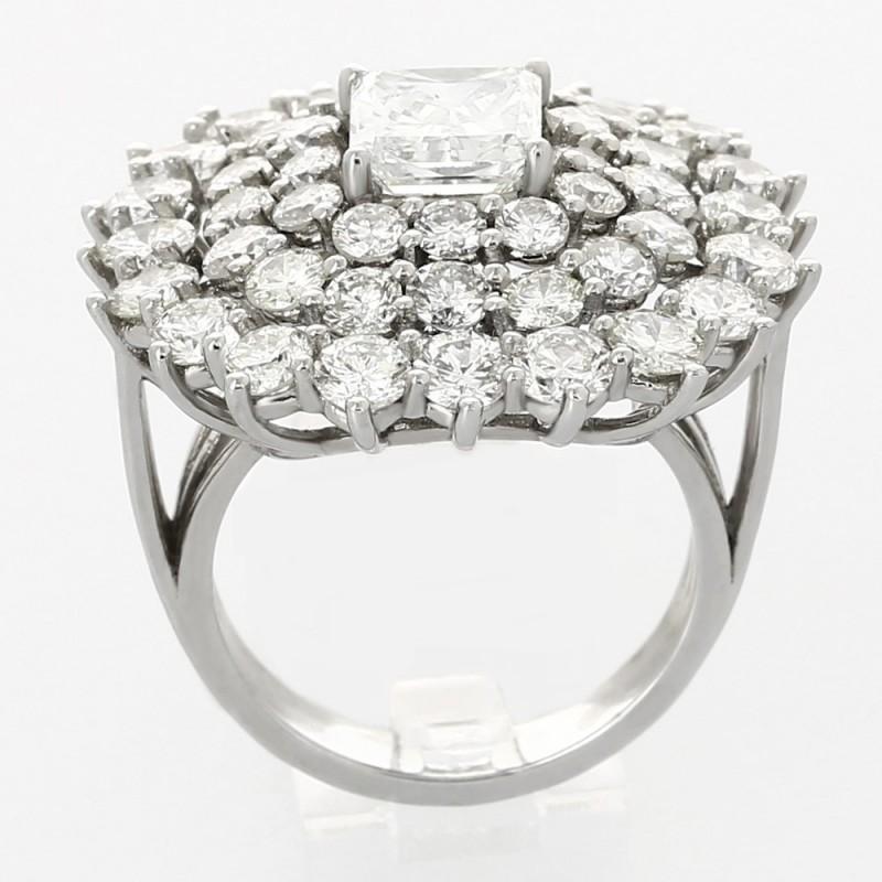 bague diamant 8 carats