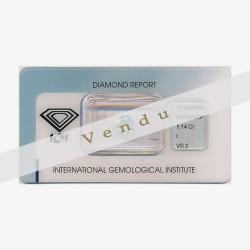 Diamant Rond 1,14ct I - VS2