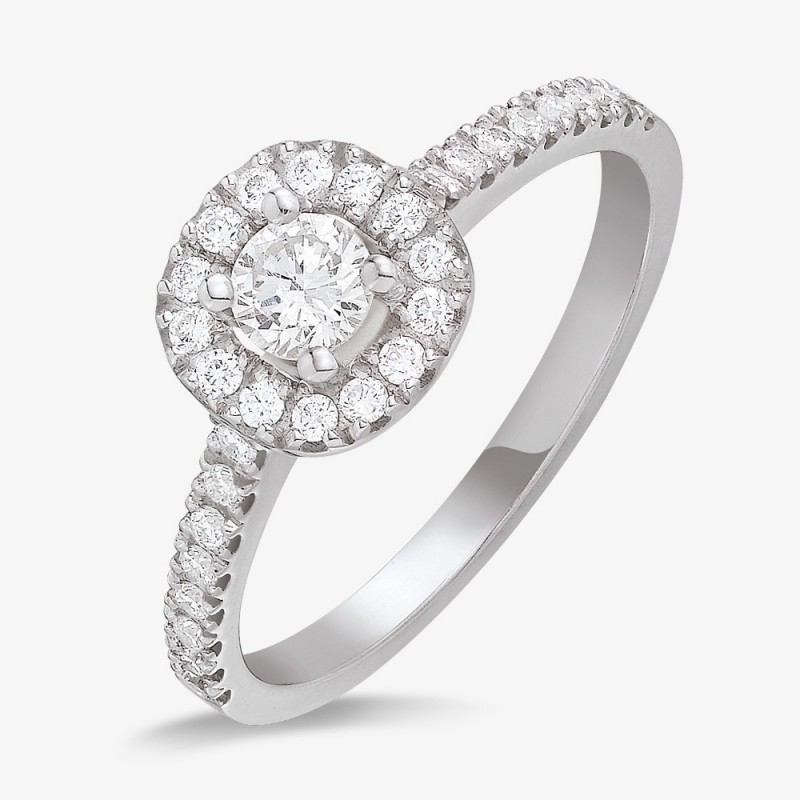 eedda57236a Solitaire Femme Or et Diamants Kelly – Tellor Diamantaire